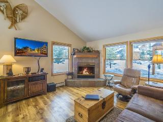 Snake River Village 18 - Walk to slopes, newly remodeled kitchen, hardwood floors, garage! - Keystone vacation rentals