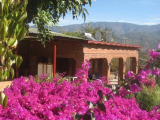 Close to the beautiful Santa Maria del Oro lake - Santa Maria del Oro vacation rentals