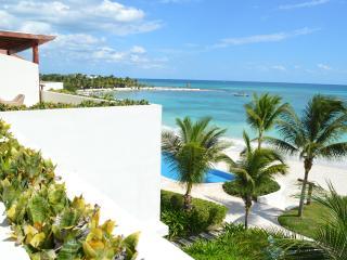NICE 3 BDRM PH NEXT TO THE BEACH, 7th NIGHT FREE! - Playa Paraiso vacation rentals