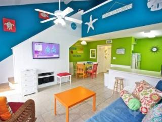 Sand Dollar Dreams, Bright Beautiful Loft Style Condo steps from Beautiful White Sand of Seagrove - Seagrove Beach vacation rentals