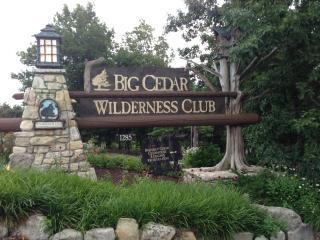 Wilderness Club at Big Cedar - 2 Bedroom Lodge - Ridgedale vacation rentals