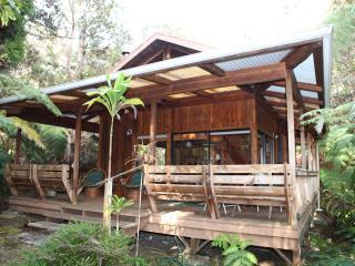 Hale Iki - Honeymoon Chalet, Volcano - Hawaii - Volcano vacation rentals