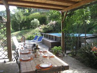 Casa Laura  with panoramic views and swimming pool - Toano vacation rentals