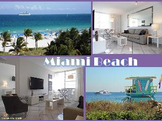 SOUTH BEACH - OCEAN VIEW 1 BEDROOM W/PARKING - Miami Beach vacation rentals