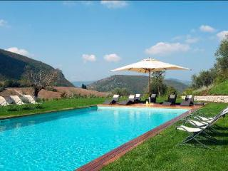 Inspiring Villa Caminata offers lush gardens, incredible views and maid service - Maddalena Islands vacation rentals