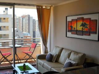 Apartamentos amoblados por día Santiago de Chile - Santiago vacation rentals