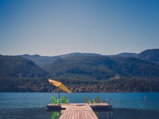 Serenity Woods at Sproat Lake, Port Alberni, BC - Vancouver Island vacation rentals