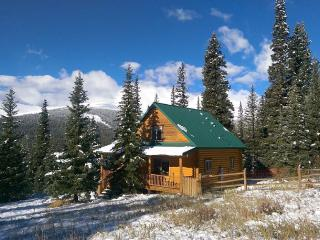 Secluded Log Cabin with Expansive Mountain Views - South Central Colorado vacation rentals