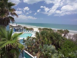 Direct oceanfront Sea Villas IV 2 BR, 2 Bath - New Smyrna Beach vacation rentals