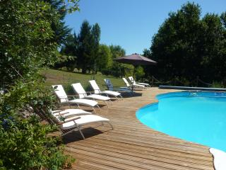3 Chemin George Sand  main advert property 105910 - Cransac vacation rentals