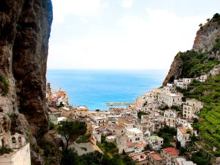 Ravello APT Le Rose 1 with pool Amalfi Coast - Amalfi vacation rentals