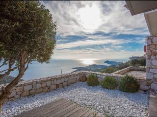 Dream c-view vacation,sports heaven,swim,wifi - Nea Styra vacation rentals
