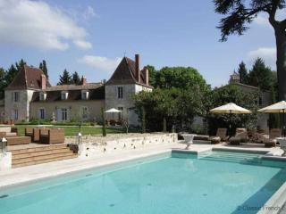 Blissful Country Chateau, Dordogne, FRMD150 - - Mouleydier vacation rentals