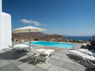 Villa Poseidon Two boasts Pool, Hot Tub & Wonderful Sea Views - Near Beaches - Kalafatis vacation rentals