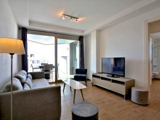 2 bedroom luxury apartment marina botafoc ibiza - Ibiza vacation rentals