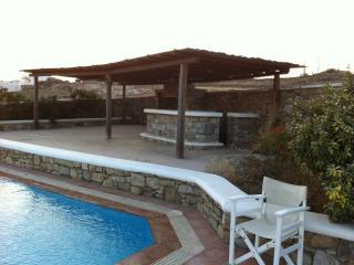 Villa with Pool&Sea View in Ornos - Mykonos vacation rentals