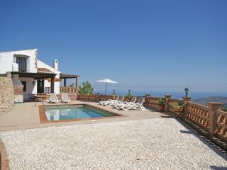 Romantic but modern countryhouse in Frigiliana - Almunecar vacation rentals