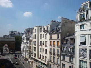 Classic FAUBOURG ST MARTIN - Paris vacation rentals