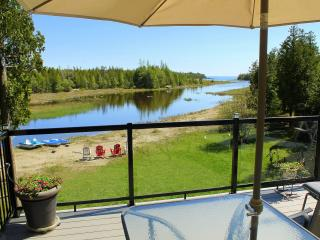 Willow Bank - Private Lakeside Retreat- Tobermory - Bruce Peninsula vacation rentals