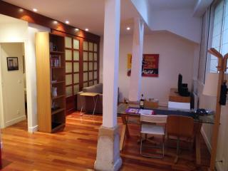 Move Over Monet (Atelier Style 1BR Apartment) - Paris vacation rentals