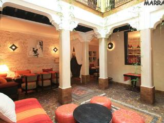 Your Riad DAR KAMAR JUST FOR YOU !!!! - Marrakech vacation rentals