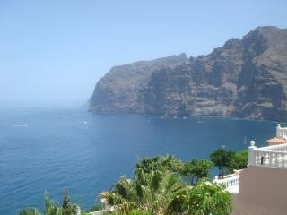 BRIGHT SECLUDED HOLIDAY APARTMENT - Los Gigantes vacation rentals