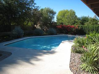 LovelyHome in heart of Scottsdale with heated pool - Scottsdale vacation rentals