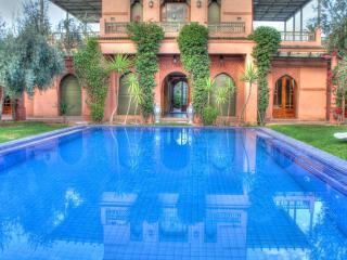 فيلا اربع غرف ماستر في منتجع النخيل مراكش - Marrakech-Tensift-El Haouz Region vacation rentals