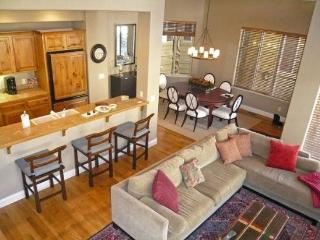 Central Park Condo #13, Charming Condo on Wood River Drive with Central Air Conditioning - Ketchum vacation rentals
