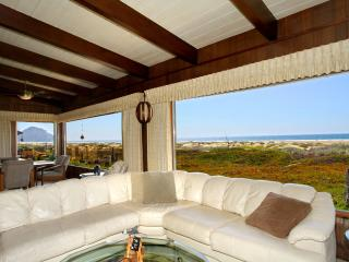 Fabulous Oceanfront Hm! Main Hm + 2 Guest suites! - Morro Bay vacation rentals