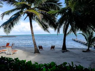 Beach-front Condo on Ambergris Caye - San Pedro vacation rentals