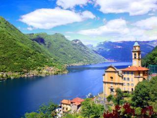 STUNNING LAKEFRONT - Villa Gabriella - Sleeps 4 - Como vacation rentals