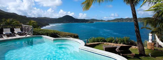 SPECIAL OFFER: St. Barths Villa 109 Villa 109 Is Located On The Hillside Of Pointe Milou In St Barth. - Pointe Milou vacation rentals
