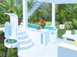Greek Islands Luxury/Ocean/Beach/2 Pools Sleeps 12 - Puerto Jimenez vacation rentals