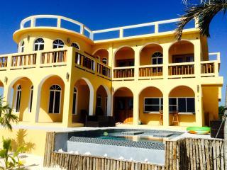 Villa Mandevilla 6 Bed 6 Bath Ocean Front/Pool - San Pedro vacation rentals