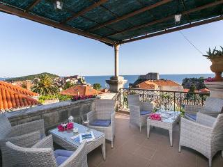 Spacious, sunny luxury Solei OldTown and sea view - Dubrovnik vacation rentals