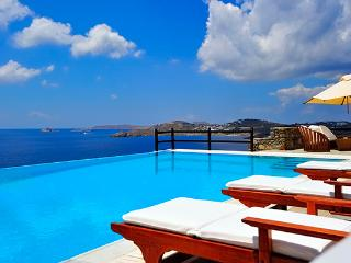 Private, waterfront property located within ultra- exclusive complex. LIV HER - Mykonos vacation rentals