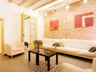 RAMBLAS GROUP APARTMENT, up to 14!, Barcelona city - Barcelona vacation rentals