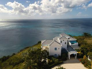 GRAND OUTLOOK CASTLE Best Views-Reviews @ 61% less - Anguilla vacation rentals