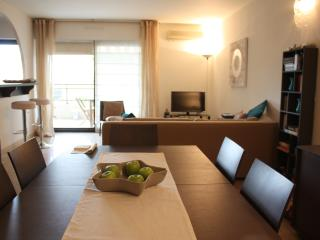 2 beds flat, terrace, ac, pool, wifi, 10min beach - Nice vacation rentals