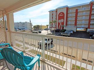 Tropical Isle 214 - NEW! AVAIL 5/25-5/28! 1BR -Okaloosa Island! 20 Yds To Beach! - Fort Walton Beach vacation rentals