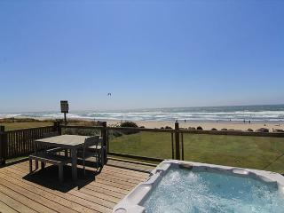 Oceanfront Home w/ Ocean View Hot Tub & Easy Beach Access! - Neskowin vacation rentals