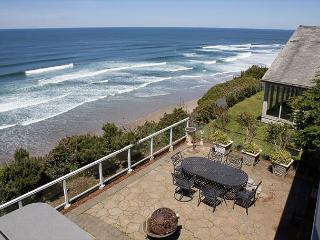 Stunning, Oceanfront Home w/ Luxurious Details and Unparalleled Amenities - Depoe Bay vacation rentals