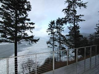 Sea Ridge - Stunning Ocean Front Luxury Home In Neskowin w/ Hot Tub and More! - Lincoln City vacation rentals
