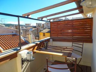 Appartement charmant avec terrasse centre aix - Aix-en-Provence vacation rentals