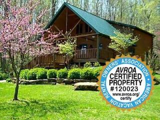 Wise Old Owl Cabin French Lick Fall Bookings Now! - Milltown vacation rentals