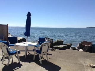 Beach Front Home 7443- View - 2 Bedroom - Birch Bay vacation rentals