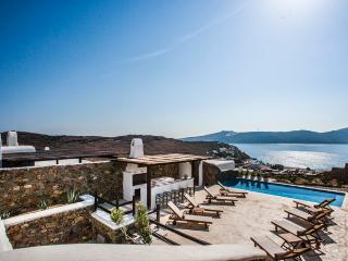 Mykonos Panormos - 4 BD Private Pool Villa - Panormos vacation rentals