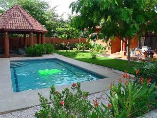 Lovely 3 BR home in a tropical setting - Tamarindo vacation rentals