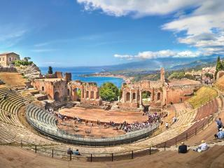 Taormina center! 1-room apartment next to Teatre - Taormina vacation rentals